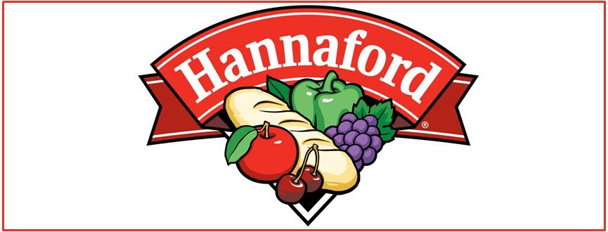 Hannaford Supermarket.