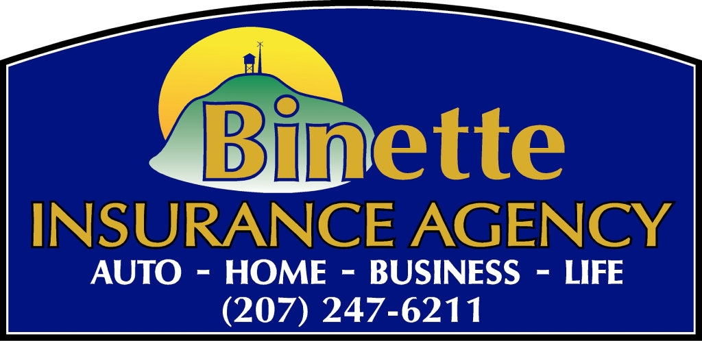 Binette Insurance Agency of Waterboro, Maine.